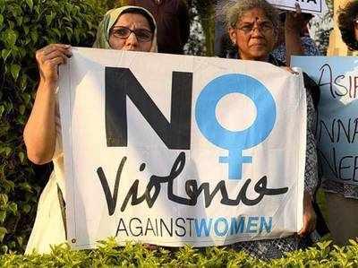 फाइल फोटो: कठुआ गैंगरेप के खिलाफ विरोध-प्रदर्शन