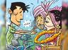 bijnor youth crashes wedding on bike garlands bride