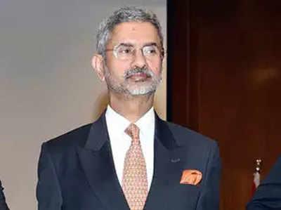 पूर्व विदेश सचिव एस जयशंकर।