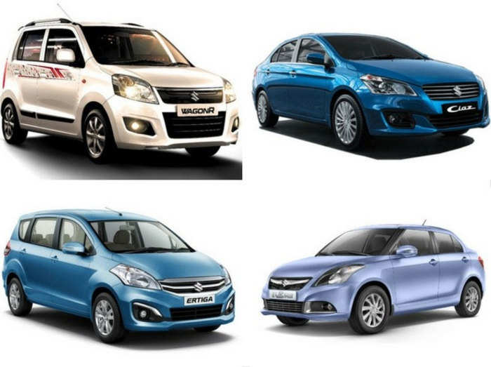 Discount Offers on maruti cars