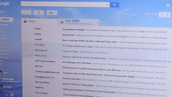 new features of gmail