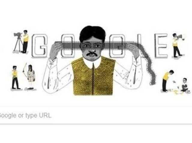 गूगल डूडल में आज दादसाहब फाल्के को किया जा रहा है याद, जानें क्यों है खास