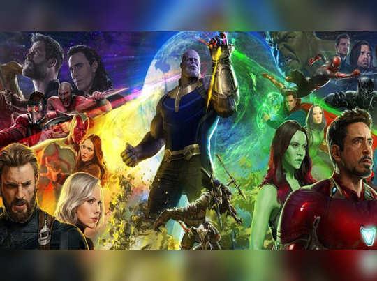 avengers: अॅव्हेंजर्स- इन्फिनिटी वॉरने चाहत्यांना केलंय घायाळ