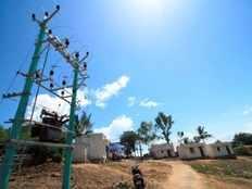 power for all villages says govt but 4000 tamil nadu houses still in dark