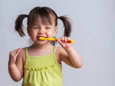 बच्चों में बढ़ रही दांतों की समस्या