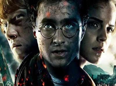 हैरी पॉटर मूवी का पोस्टर