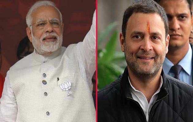 कर्नाटक में मोदी बनाम राहुल गांधी: कौन किस पर हावी?