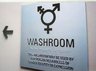 oxford college in dirty protest over unisex toilets