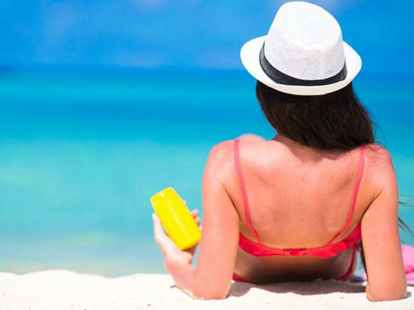 choose sunscreen according to skin type