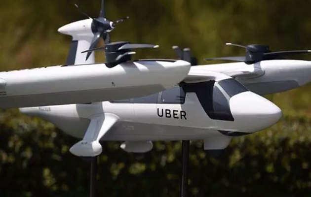 चिड़िया या प्लेन नहीं, यह है ऊबर की 'फ्लाइंग टैक्सी'