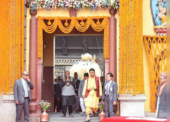 'भारत-नेपाल की साझी विरासत का प्रतीक है मंदिर'