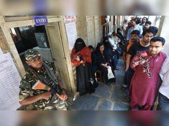 Karnataka elections LIVE Faulty machines