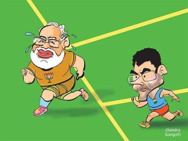 कर्नाटक: टाइम्स नाउ-टुडेज चाणक्य के एग्जिट पोल में बीजेपी को बहुमत का अनुमान।