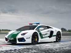 driverless police cars to hit dubai streets soon