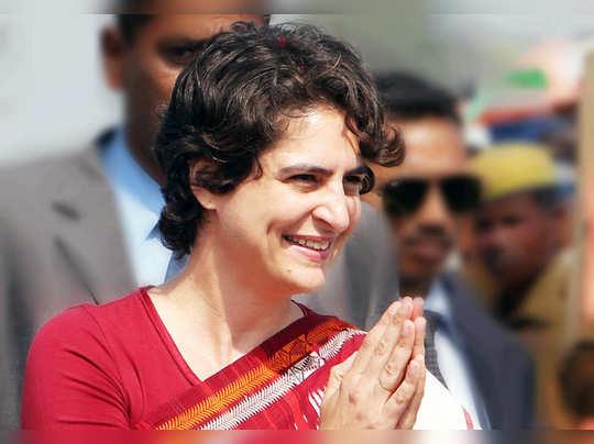 கர்நாடக தேர்தல் தோல்வி எதிரொலி: தலைமைப் பொறுப்பை ஏற்கிறாரா பிரியங்கா காந்தி?