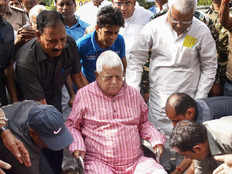 lalu to wait for another day for release on provisional bail