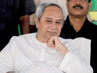 ओडिशा के मुख्यमंत्री नवीन पटनायक