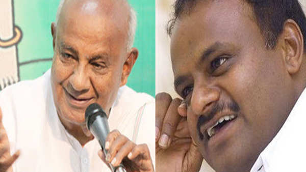 watch kumaraswamys deve gowda moment