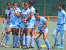 indian women hockey team to play against south korea in asian champions trophy
