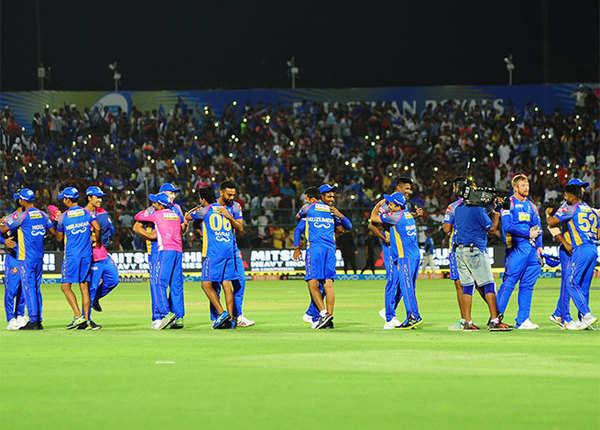 रॉयल जंग में जीता राजस्थान