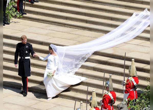 प्रिंस हैरी की शादी, ये 5 चीजें रहीं खास