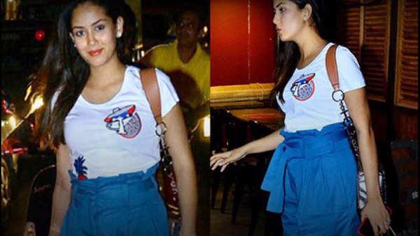 mira rajputs fashion sense during pregnancy