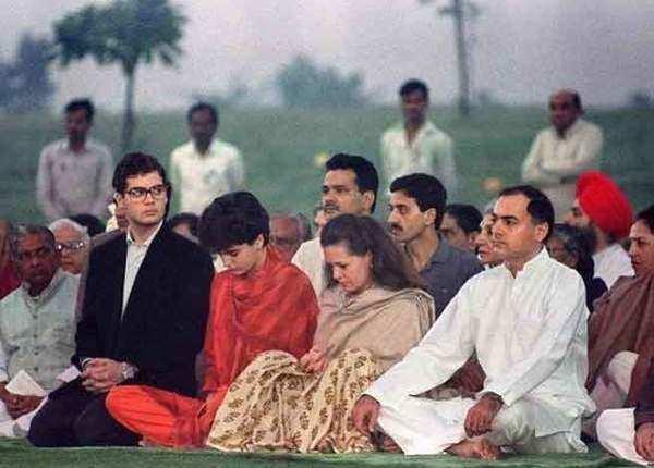 जब राजीव की हत्यारिन नलिनी से मिलीं प्रियंका गांधी
