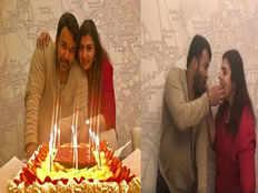 mohanlals birthday celebration at london