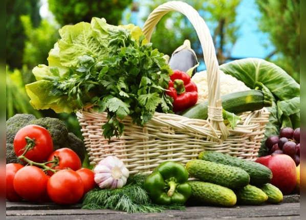 मैग्नीशियम, हरी सब्जियां और नट्स
