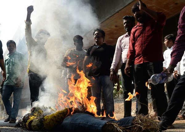 तमिलनाडु: पर्यावरण को बचाने के लिए यूं झुलसा तूतीकोरिन...