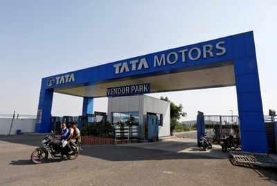 चौथी तिमाही में टाटा मोटर्स के नेट प्रॉफिट में 50% गिरावट दर्ज!