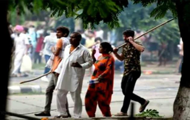 पंचकूला दंगे के आरोपियों को पकड़ने के लिए हरियाणा पुलिस का 'सोशल प्लान'