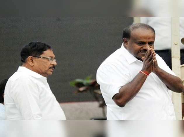 कुमारस्वामी को 5 साल तक समर्थन का फैसला नहीं हुआ है: कांग्रेस
