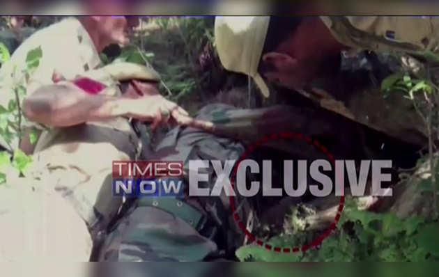 कश्मीर: घुसपैठ की कोशिश कर रहे 5 आतंकी ढेर