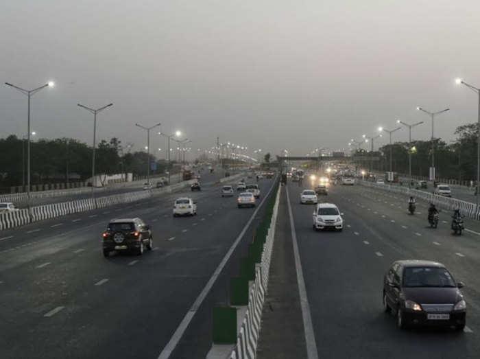 दिल्ली-मेरठ एक्सप्रेस-वे