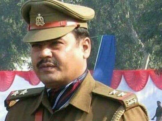 फाइल फोटो: इंस्पेक्टर यतींद्र सिंह