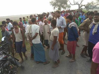 बलिया में बीजेपी कार्यकर्ता की हत्या के बाद हड़कंप