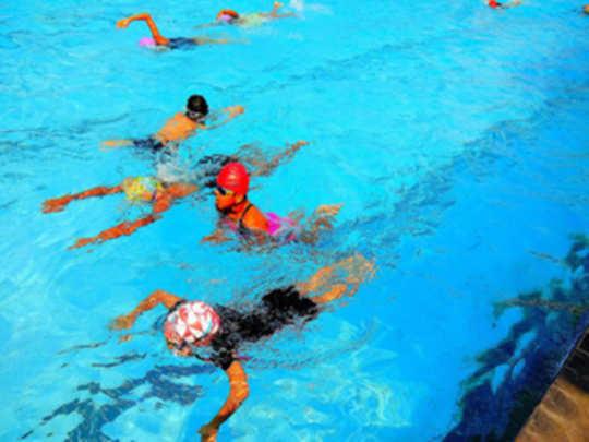 स्विमिंग पूलमध्ये बुडून मुलीचा मृत्यू