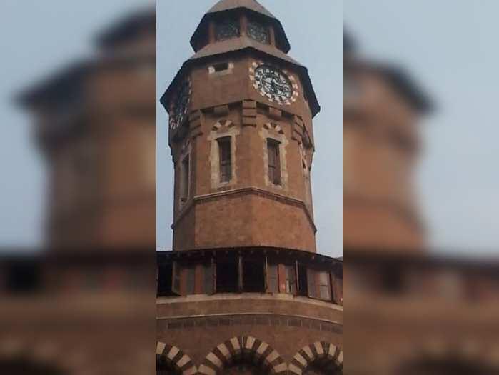 Ani Tower Clocks navin lagale