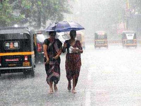 सप्ताहाअखेर मुंबईत अतिवृष्टी?