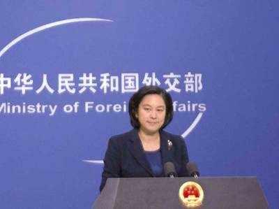 चीन की विदेश मंत्रालय की प्रवक्ता हुआ चुनयिंग