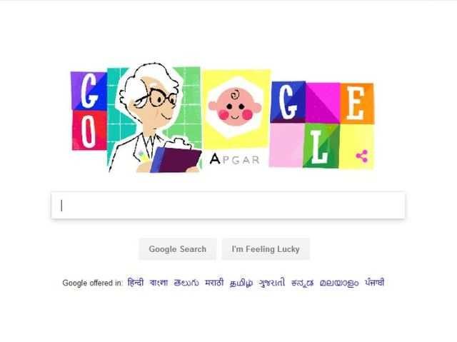 Google Doodle में 'बच्चों को नया जीवन देने वाली' डॉ. वर्जीनिया ऐपगार को सलामी