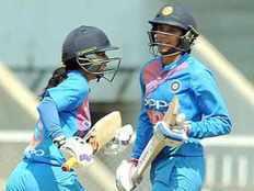 asia cup india women beat sri lanka