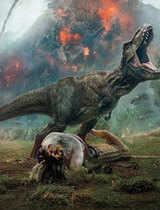 jurassic world fallen kingdom movie review in hindi