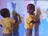 amrith krishna 20 month old from kolar can recognize all the states in the map of india