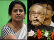 retiring as president of india my father is not going to enter into active politics again says sharmistha mukharjee