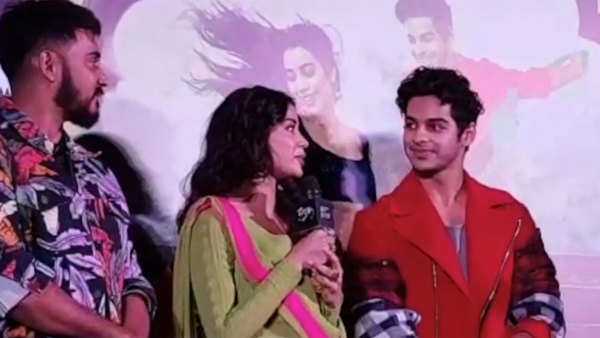 janhvi kapoor talks about mom sridevi