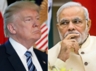donald trump accuses india for charging 100 percentage tariff on some us imports