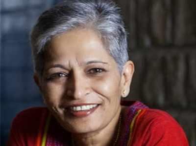 फाइल फोटो: गौरी लंकेश
