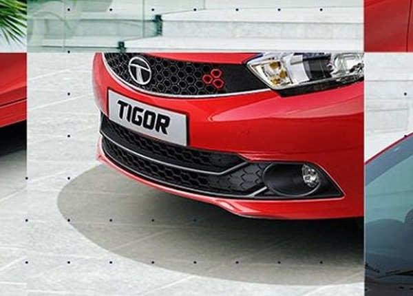 टाटा ने टिगोर बज एडिशन के लिए रेड थीम रखी है